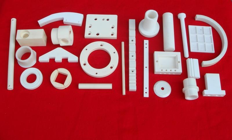 zirconia ceramics and alumina ceramics